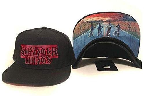 Stranger Things Snapback Baseball Hat