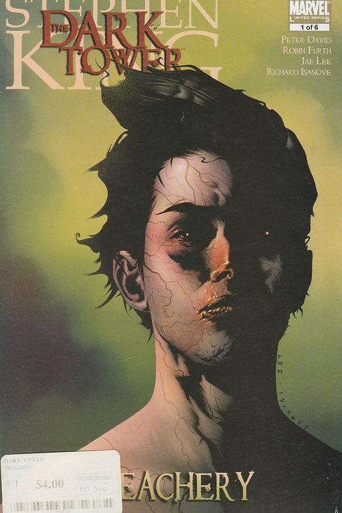 The Dark Tower Marvel Comic Series - Treachery - Stephen King