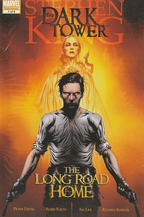 The Dark Tower Marvel Comic Series - The Long Road Home - Stephen King