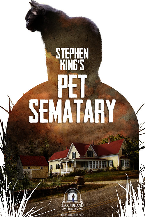 On Set Cinema 'Pet Sematary' Limited Edition Commemorative Event Poster