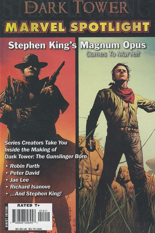 The Dark Tower - Marvel Spotlight - Stephen King's Magnum Opus