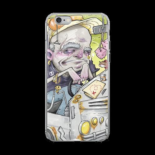 TRUCKER iPhone Case