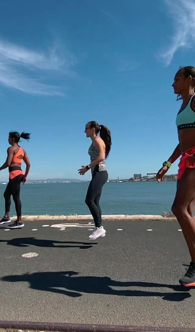 vídeo promocional do projeto Life Runners