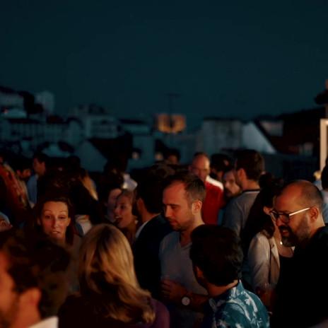 vídeo cobertura Lisbon Summer Sessions