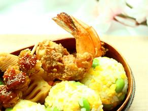 カリカリ食感【玄米フレーク海老フライ】作り方