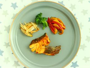 冬が旬のお魚料理【鱈のカレームニエル】作り方
