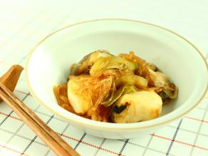 冬が旬のお魚料理【鱈と春雨の甘酢煮】作り方