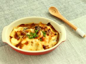 冬が旬のお魚料理【鱈と豆腐の味噌チーズ焼き】作り方