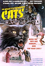 The Night of a Thousand Cats (1972)