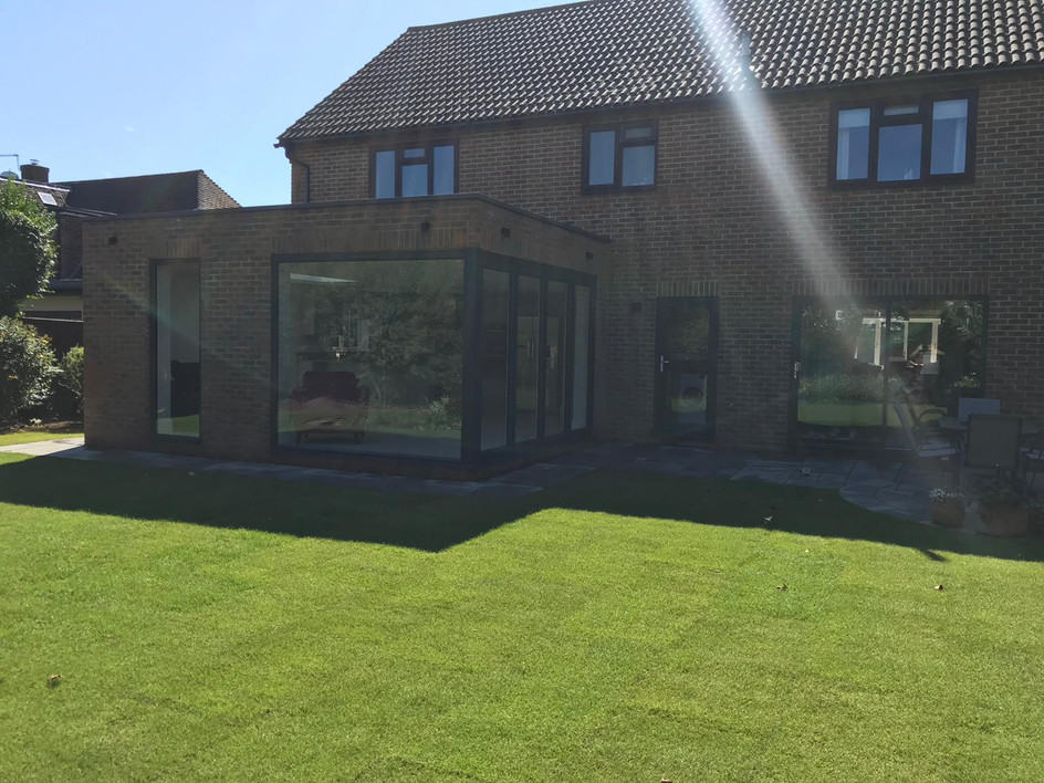 Build and Landscaping - Holyport