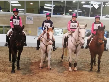 Arena Eventing - Sunday 13th October