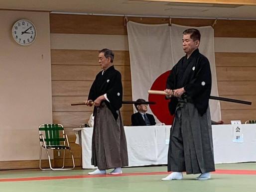第37回浅草日本古武道大会へ参加