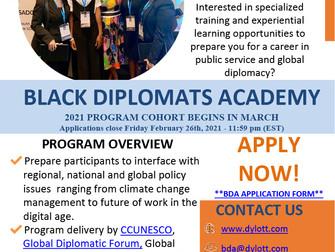Black Diplomats Academy