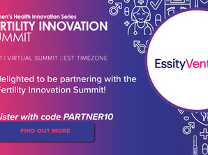 Join Essity Ventures at the Fertility Innovation Summit!