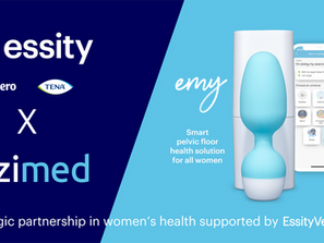 Essity and Fizimed Start Partnership for Women's Health