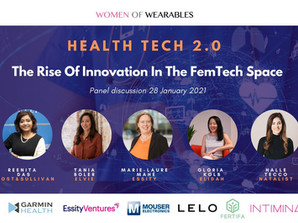 The Rise of Innovation in the Femtech Space