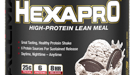 Hexapro High Protein Lean Meal 2lbs