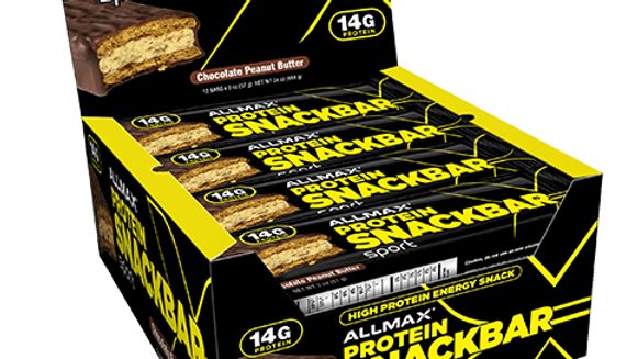 High Protein Energy Snack Bar (12 bars)