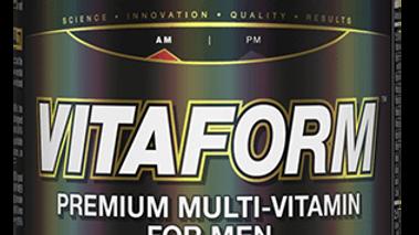 VITAFORM Men's Premium Performance Vitamin