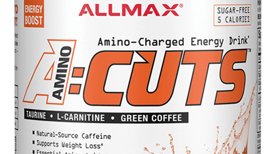 A-Cuts 252g: Energy to Train, Aminos to Maintain and Diet Support