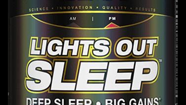 Lights Out Sleep: Deep Sleep for Big Gains