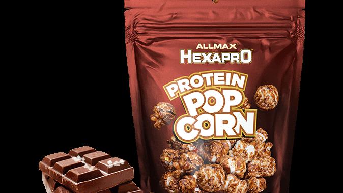 Hexapro Protein Popcorn (6 bags)