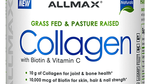 Collagen 440g (Unflavoured)