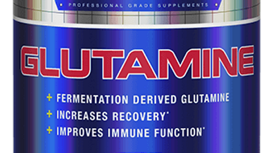 Glutamine 400g: Helps Repair & Recover from Intense Training