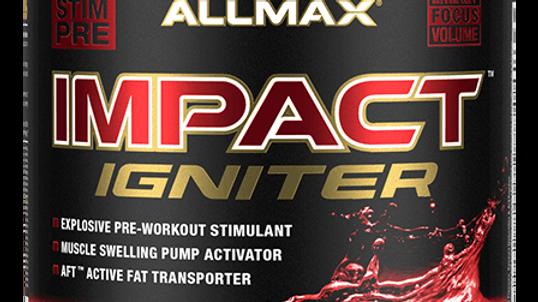 Impact Igniter: Explosive Pre-Workout Stimulant