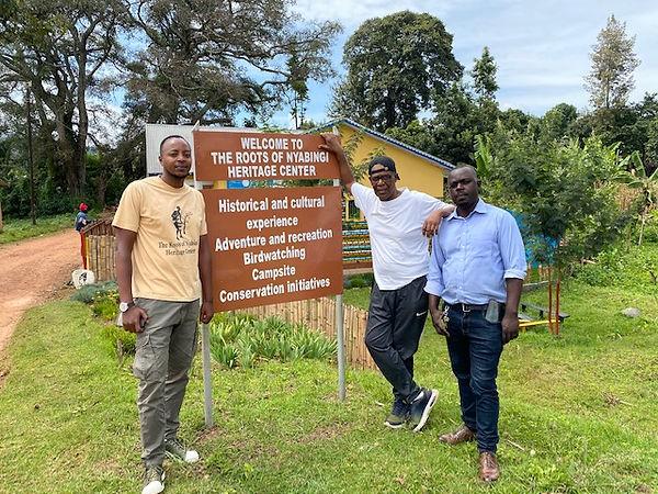 Roots Of Nyabingi