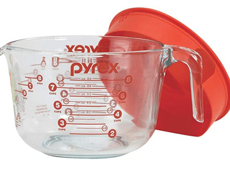 Large Glass Measuring Cup