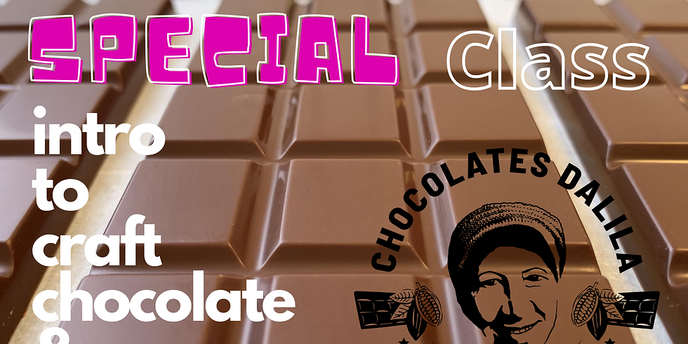 Locals Class - Introduction to Craft Chocolate & Tempering