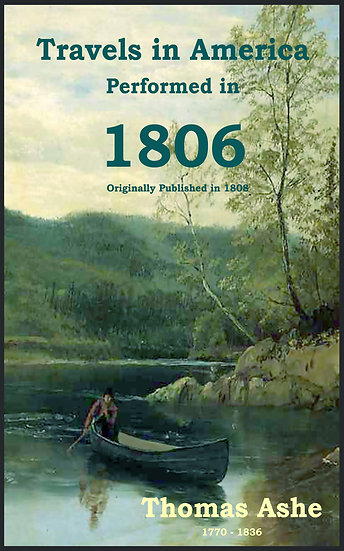 Travels in America Performed in 1806