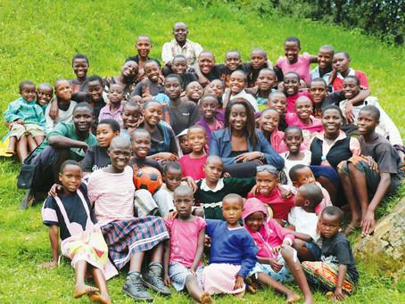 Støtte til jenters skolegang i Uganda
