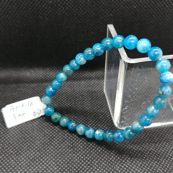 Bracelet - Apatite Bleue
