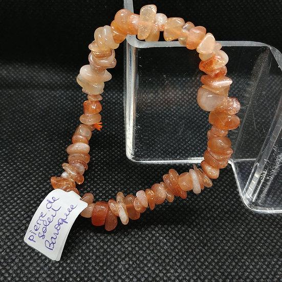 Bracelet Baroque - Pierre de Soleil