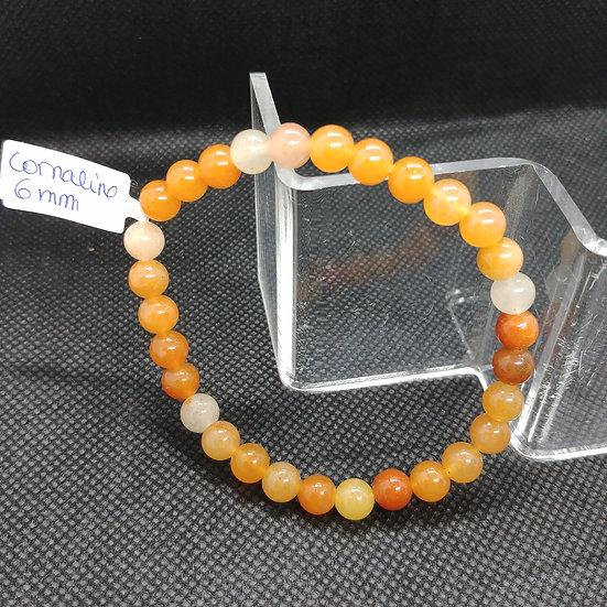 Bracelet - Cornaline