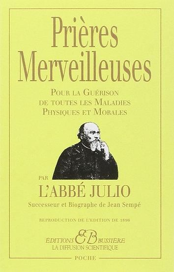 Prières Merveilleuses - Abbé Julio