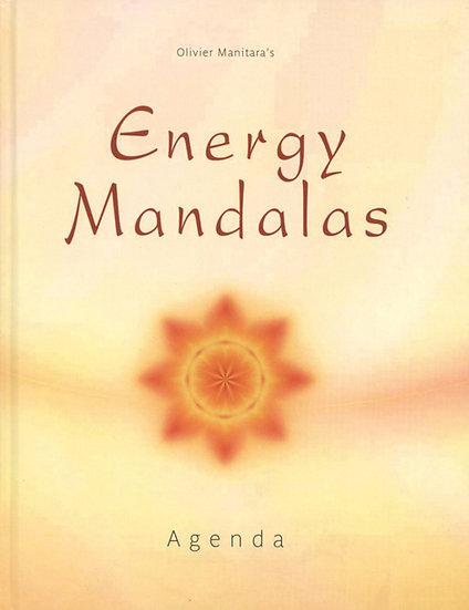Energy Mandalas - Agenda perpétuel - Olivier Manitara