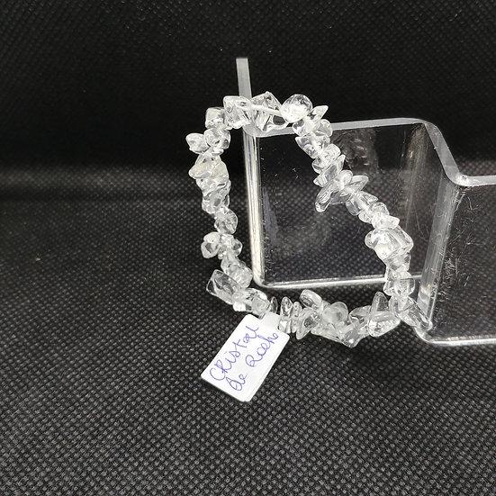 Bracelet Baroque - Cristal de Roche