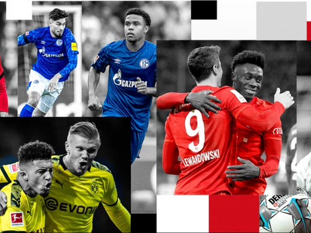 Bundesliga weekend predictions are up