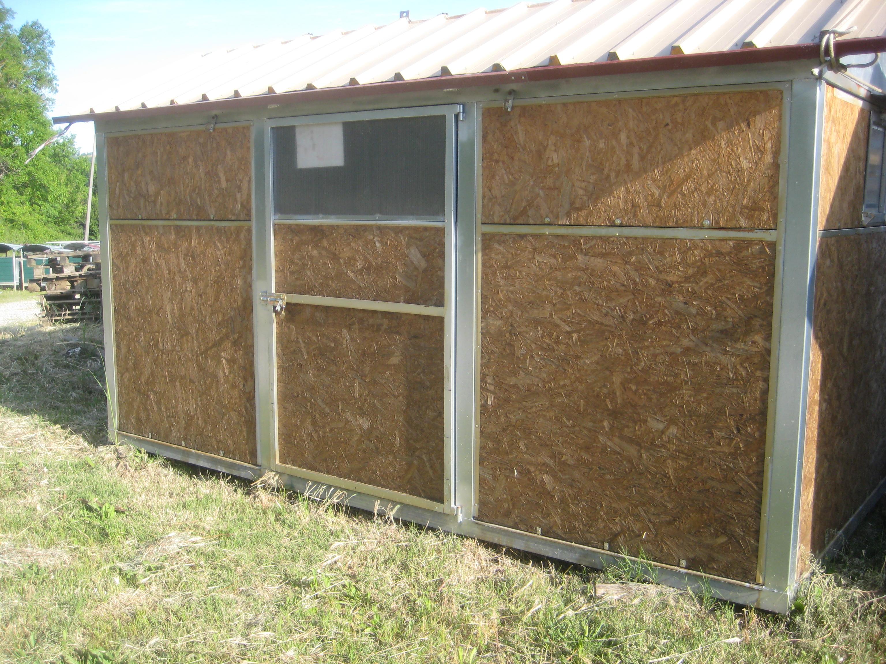 casina i  legno 4x2 5x2 6x2
