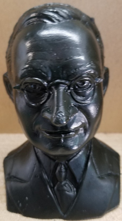 Harry S. Truman-Black