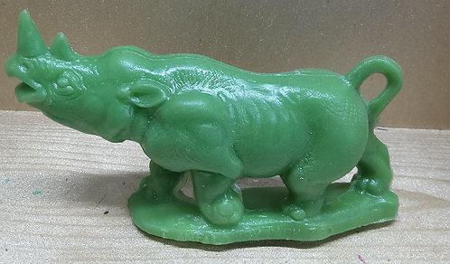 Rhino - Lowry Park Zoo - Green
