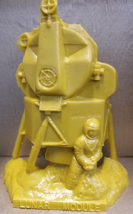 Lunar Lander - Great explorations - Yellow