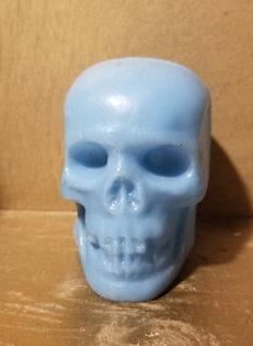 Skull - No Location - Blue