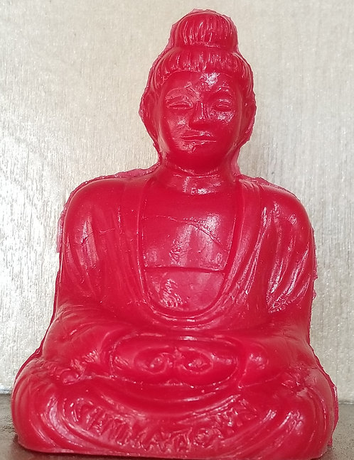 Buddah - Chinatown -  Red