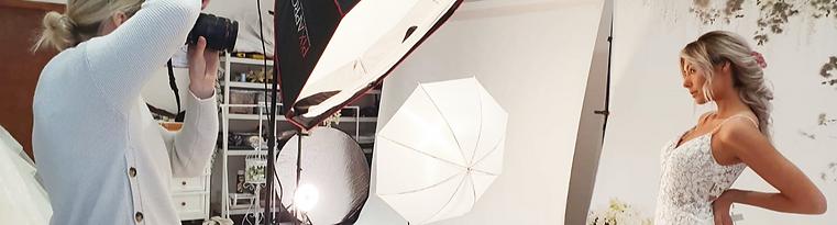 studio photography behind the scenes