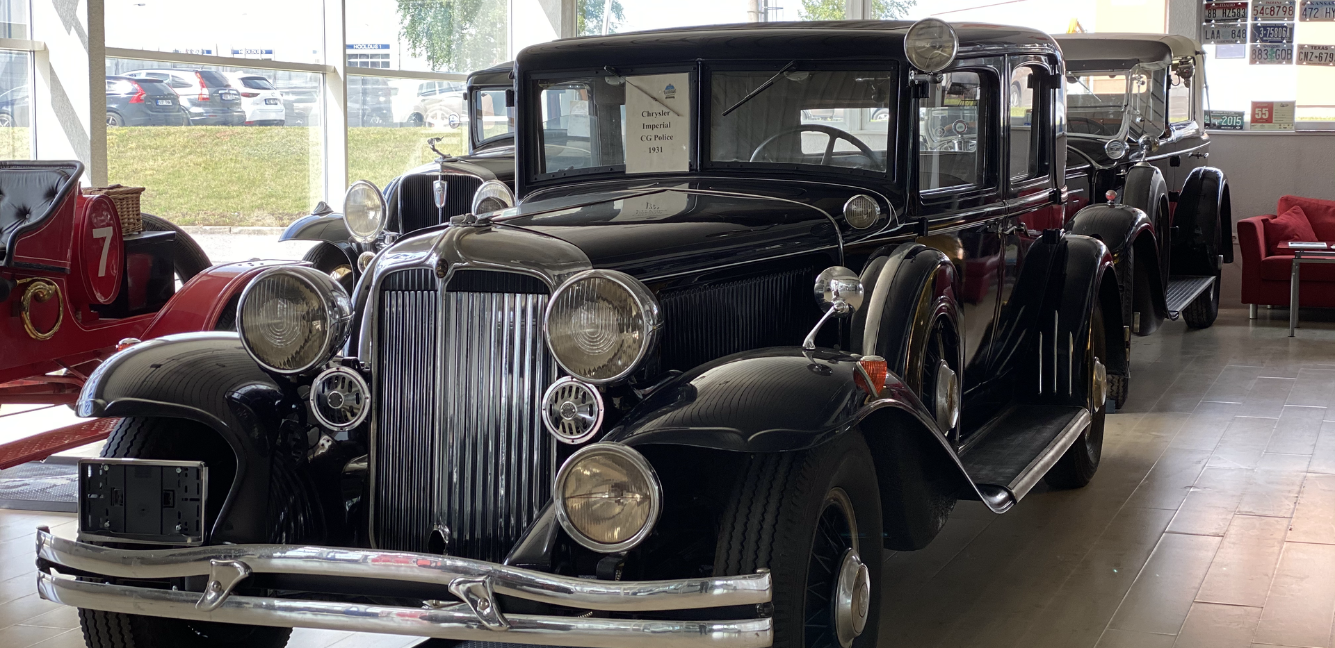 Chrysler Imperial CG 1931