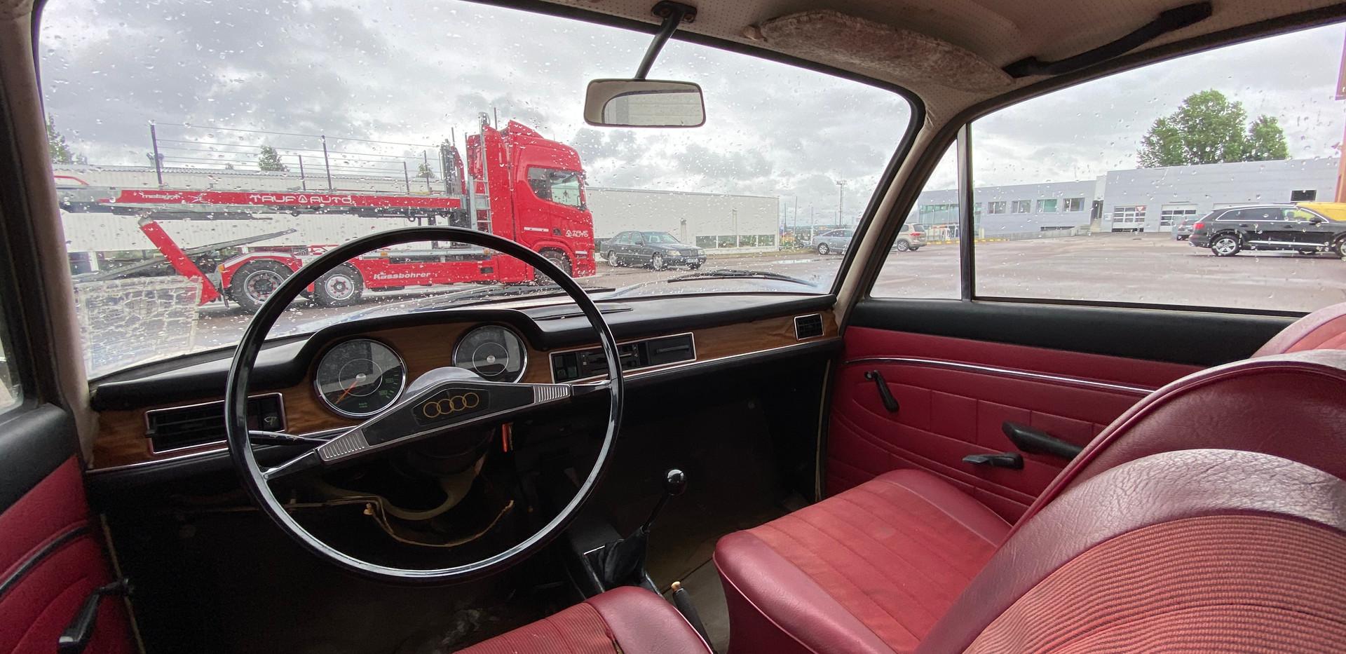 Audi 60 1971
